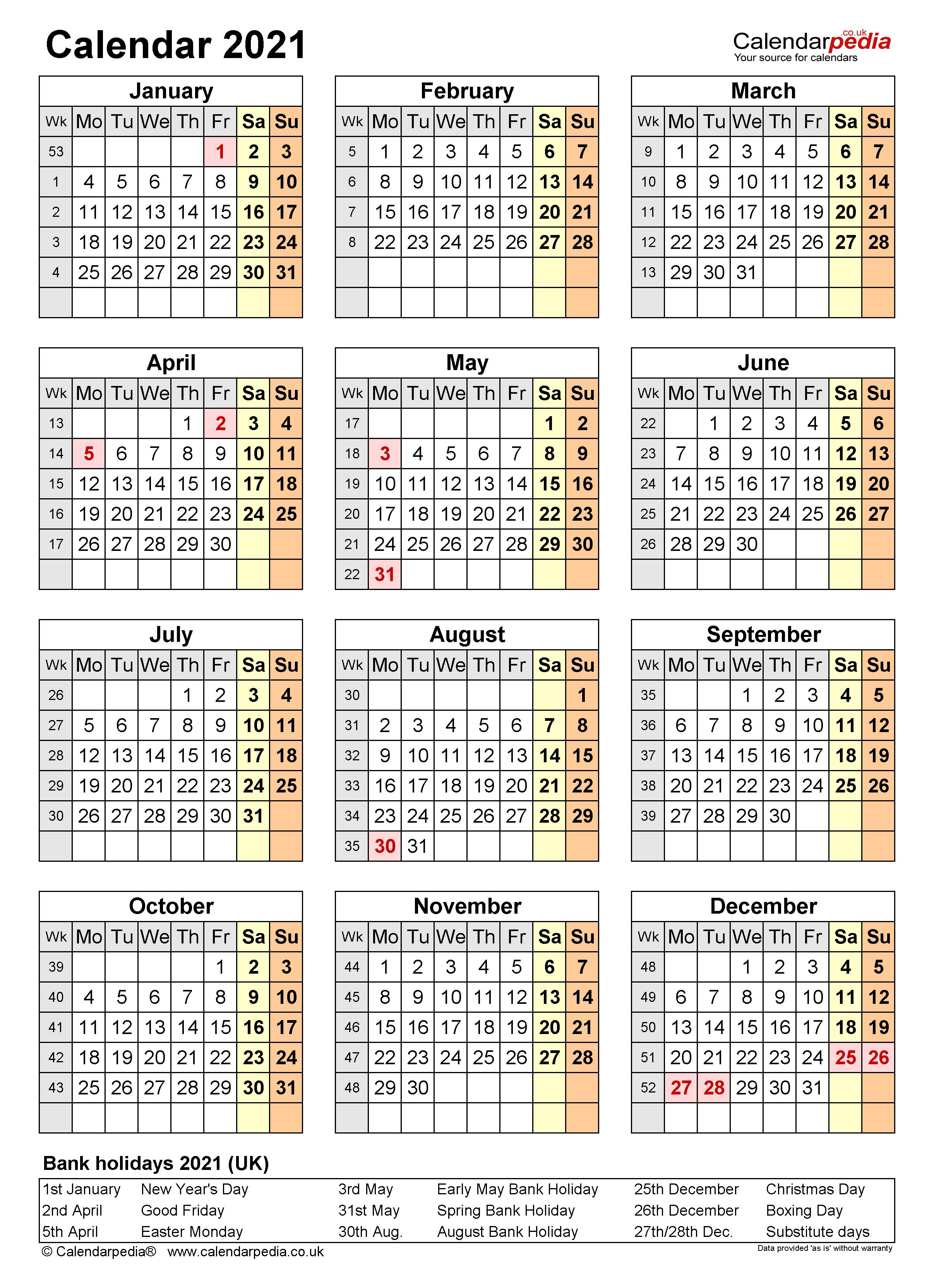 Calendar 20 UK   free printable Microsoft Excel templates