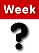 Current week number